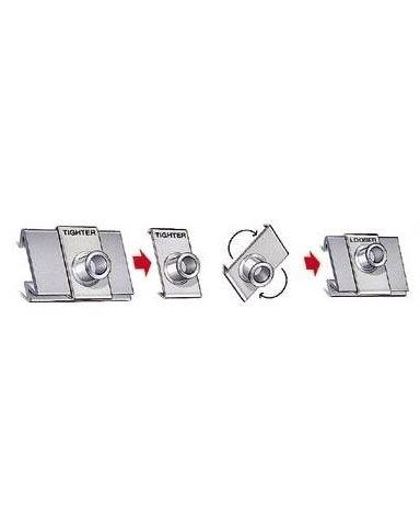 EXTANG 7410 Classic Platinum  Snap Tonneau Cover - fits F...