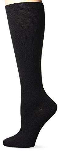Activa 15-20 mmHg   Sheer Therapy Women's Socks, Black, Large - Activa Compression Socks