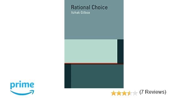 Rational choice mit press itzhak gilboa 9780262518055 amazon rational choice mit press itzhak gilboa 9780262518055 amazon books fandeluxe Image collections