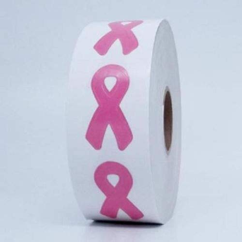 Beautiful Tanning Bed Body Stickers Pink Ribbon from IA_ATL