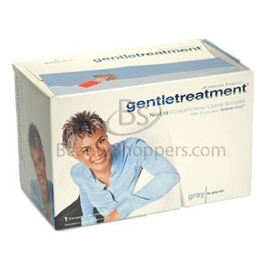 Gentle Treatment Hair Relaxer (Gentle Treatment No-Lye Conditioning Creme Relaxer For Gray Hair by Gentle Treatment)