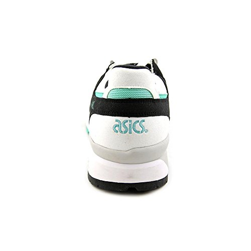 Asics Men's GT-Cool Ankle-High Fabric Fashion Sneaker White/Turquoise limited edition for sale buy cheap big discount ITmbw46zm