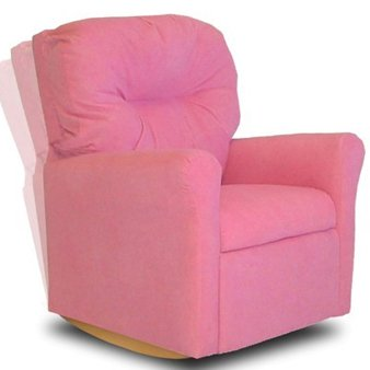 Dozydotes 10732 Contemporary Rocker Hot Pink