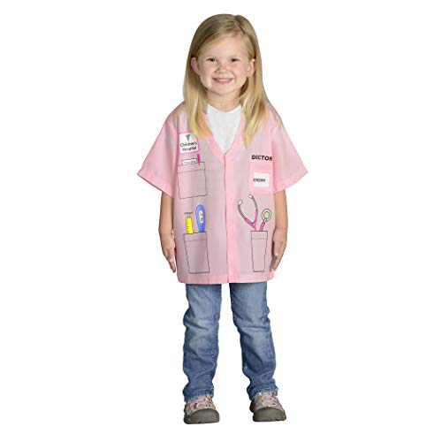 Aeromax, Inc. My 1st Career Gear Pink Dr. Top, Ages -