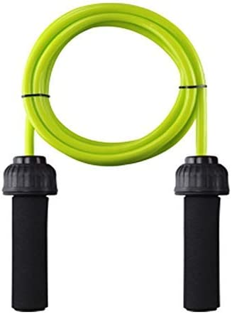 Starmood Weighted Jump Rope Heavy Jump Rope with Memory Non-Slip Cushioned Grip Handles