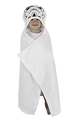 Disney Star Wars 'Stormtrooper' 100% Polyester One Size Cuddle Robe