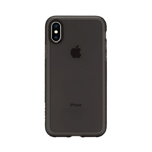 Protective Lattice Cover for iPhone X (Black Frost)