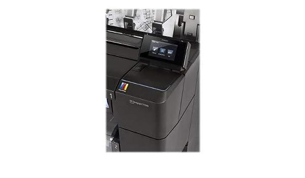 HP Designjet T1500 Plotter, Post Script, Sistema de impresión ...