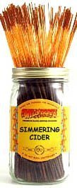 Simmering Cider - 100 Wildberry Incense Sticks