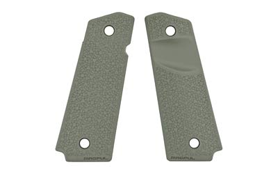 Magpul Moe 1911 Grip Panels Foliage Green for Full Size Government 1911 MAG524 FOL