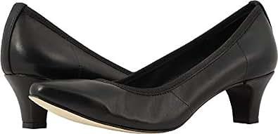 Walking Cradles Women's Izzy Black Leather 7.5 D US W (D)