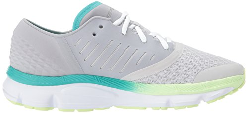 Speedform Ua Scarpe Under Intake W Overcast Donna Armour Gray 941 glacier Running qfwxU5t