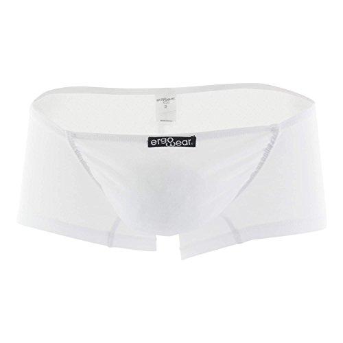 ErgoWear EW0156 Mini Boxer. Color White Size S
