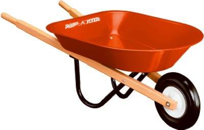 Radio Flyer 40 Kids' Mini Toy Wheelbarrow
