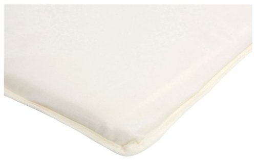 Arm's Reach Ideal Co-Sleeper Cotton Sheet, Natural (Discontinued by Manufacturer)