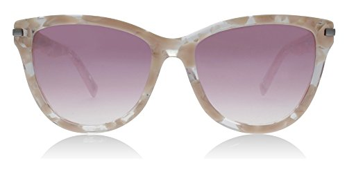 Marc Jacobs Women's Cat Eye Sunglasses, Pink Havana/Pink, One - Marc Jacobs Pink