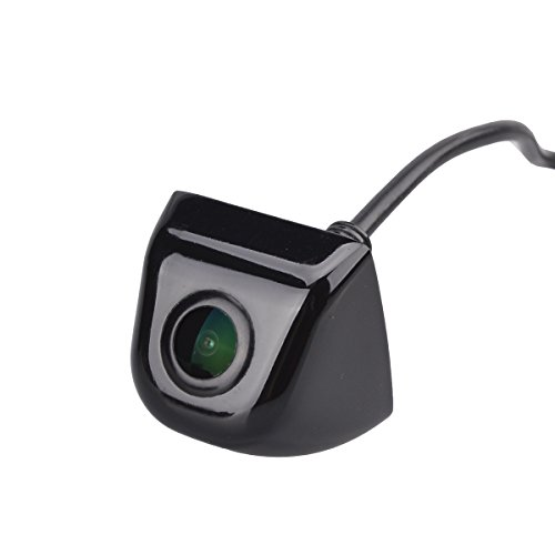 Sincere -Night Vision Car Rear View Camera 170 Degree Rear-view Universal Waterproof 1/3 Color SONY CCD Imaging Chip Waterproof Rear View Camera(XL-962) (4 Pin Din Auto)