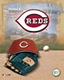 Cincinnati Reds Logo Color 8x10