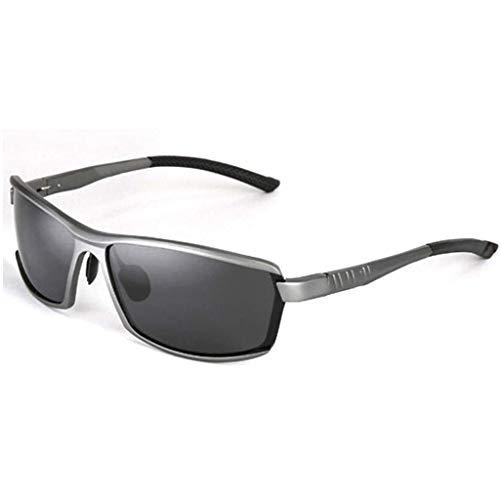 Con Para Gafas yc Conductor Aire Gray Deportes Contra Libre Los Hombres Protección El Sol Gray Ultravioleta Rayos color Al Youyou De Polarizadas nqzFqBX