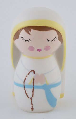 Our Lady of Lourdes Collectible Vinyl Doll by Shining Light Dolls LLC