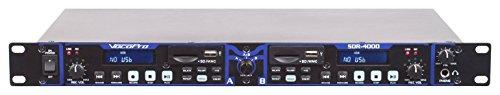 VocoPro Multi-Format USB/DVD/CD+G Karaoke Player](Small Karaoke Player)