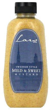 - Lars Own Mild & Sweet Mustard 2-Pack
