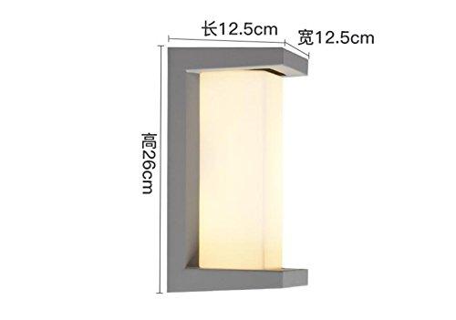 Amazon.com: Avanthika - Lámpara de pared moderna vintage con ...