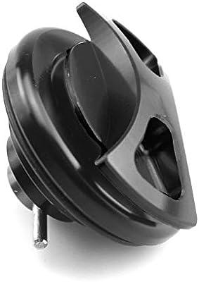 GSXR1000 01-02 GSF1200 01-04 HAYABUSA 99-07 TL1000 R S 97-03 CNC Aluminum Billet Keyless Twist off Gas Fuel Tank Cap Cover For Suzuki SV650 99-02 GSXR600 97-03