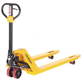 Pallet Truck, 5500 Lb. Capacity, 21 x 36 by Global Industrial