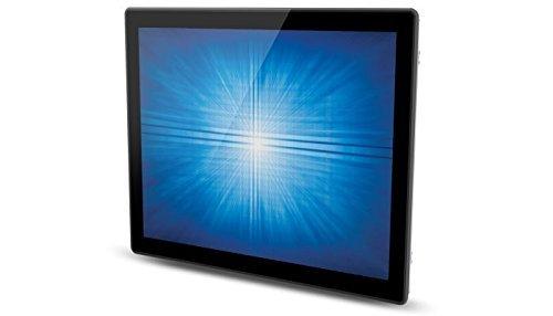 Elo E896339 Open-Frame Touchmonitors 1937L IntelliTouch 19'' LCD Monitor, Black/Silver
