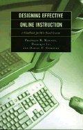 Designing Effective Online Instruction (06) by Koontz, Franklin R - Li, Hongqin - Compora, Daniel P [Paperback (2006)]