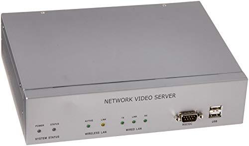 Server Panasonic Network Camera (Panasonic WEBCCTV-NVS400 Recording DVR Server)