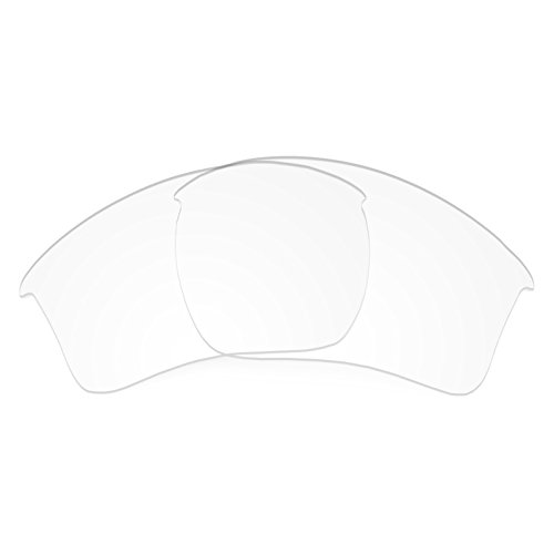 Revant Replacement Lenses for Oakley Half Jacket 2.0 XL Crystal - Lenses Crystal Clear