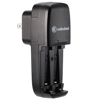 RadioShack 2-Bay Ni-MH Battery Charger (for ''AA'' and ''AAA'')