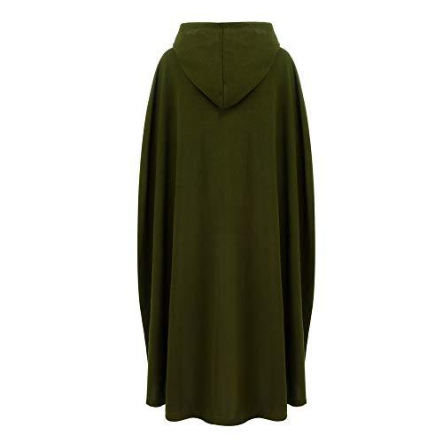 427f883245ed Veste Long Frenchenal Chic Armée Vetement Femmes Femme Manteau Hiver Chaude  Chaud Blazers Vetements Vert xfYgqfCv