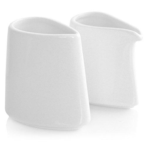 (Tea Forte Porcelain SUGAR AND CREAMER Set)