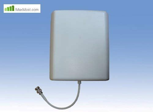 698-2700MHz 8dB Wide Band Wall Mount Panel Antenna for Sprint Franklin U770 U772 Plug-in-Connect Tri-Mode USB Modem