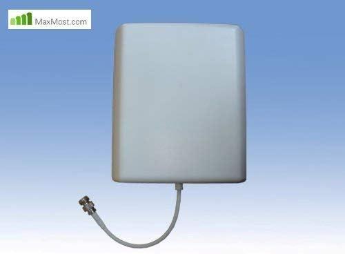 698-2700Mhz 8Db Wide Band Wall Mount Panel Antenna für Sprint Franklin U770 U772 Plug-In-Connect Tri-Mode Usb Modem