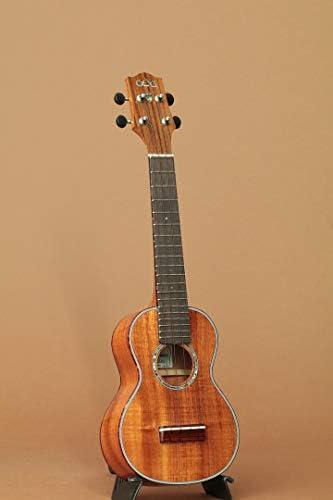 【占部弦楽器製作所/Urabe】S-46 Hawaiian Koa Soprano/日本製