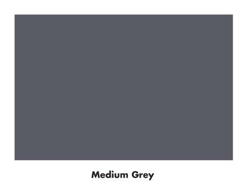 BonWay 32-204 True Color Concrete Hardener, Medium Grey