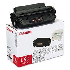(Canon 6812A001AA (L50) Laser Toner Cartridge - Black, Works for SmartBase PC-1270D)