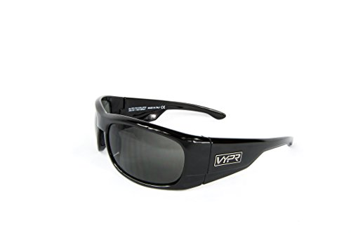 VYPR Ballistic Crusher 6 Gloss Eyewear with Carl Zeiss Lens, - Glasses Lenses Carl Zeiss For