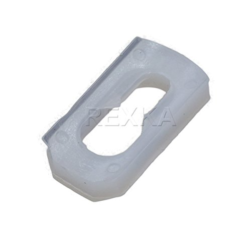 (Rexka Body Side & Wheel Opening Moulding Clips Compatible for GM 8733059 4492962 Buick GM Chevrolet Oldsmobile (Pack of 100) )
