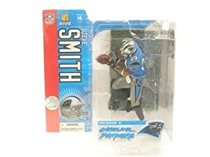"McFarlane Toys 6"" NFL Series 14 - Steve Smith White Jersey"