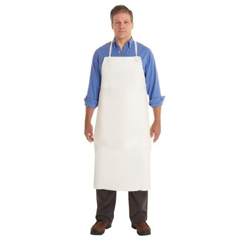 chemical protective apron - 8