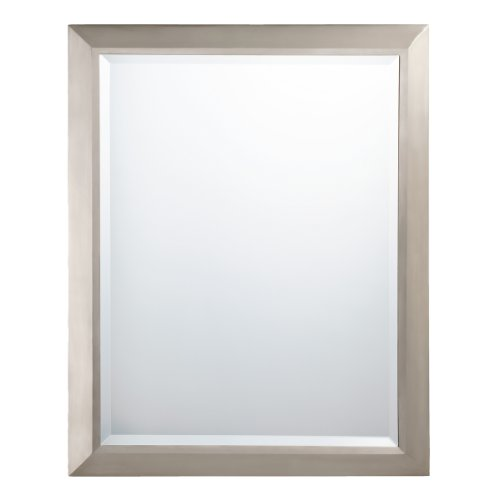 KICHLER Lighting LED Mirror, Nickel