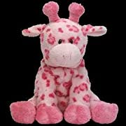 BABY TIPTOP Pink Giraffe