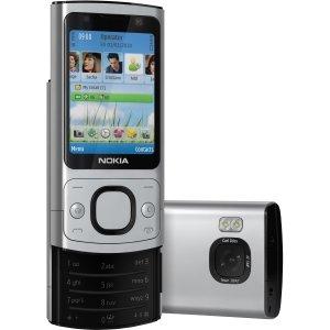 amazon com nokia 6700 slide silver factory unlocked gsm electronics rh amazon com Telefon Nokia Nokia 6710