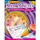 5th Grade Math Minutes[5TH GRADE MATH MINUTES][Paperback]