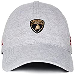 d71591efa9bc8 Automobili Lamborghini Accessories 1963 Cap Unique Size Grey. amazon.com